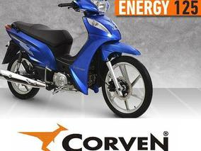 Moto Corven Energy 125 0km 2018