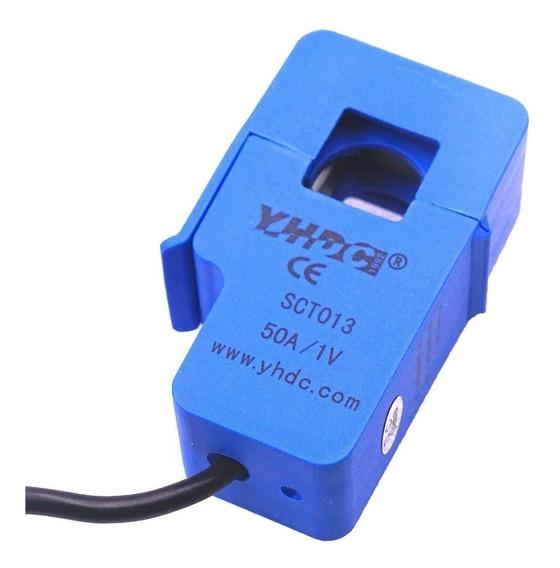 Sensor De Corriente Sct-013-000 Ac Alterna (elegir Amperaje)