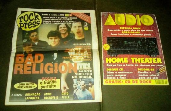 Barão Vermelho, Bad Religion ,materia C/ Bandas