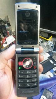 Celular Moto W396 Motorola Desbloqueado - Leia