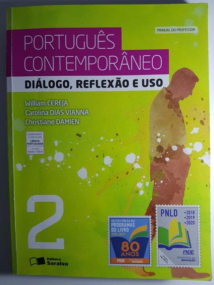 Livro Português Contemporâneo | Professor
