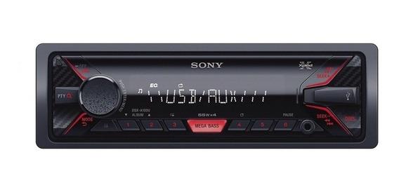 Estéreo para auto Sony DSX A100U con USB