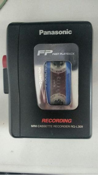 Gravador Panasonic (funciona Tudo)