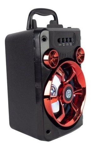Caixa De Som Hoopson Rbm-010v Bluetooth 50w Rms