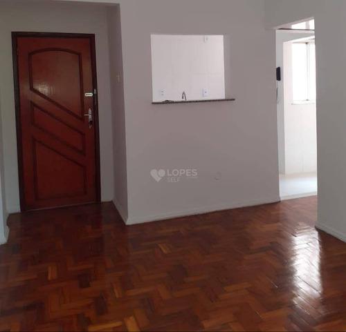 Apartamento À Venda, 55 M² Por R$ 240.000,00 - Largo Do Barradas - Niterói/rj - Ap37205