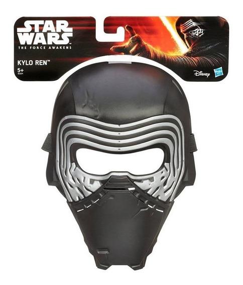 Máscara Hasbro Star Wars Kylo Ren Magimundo !!!