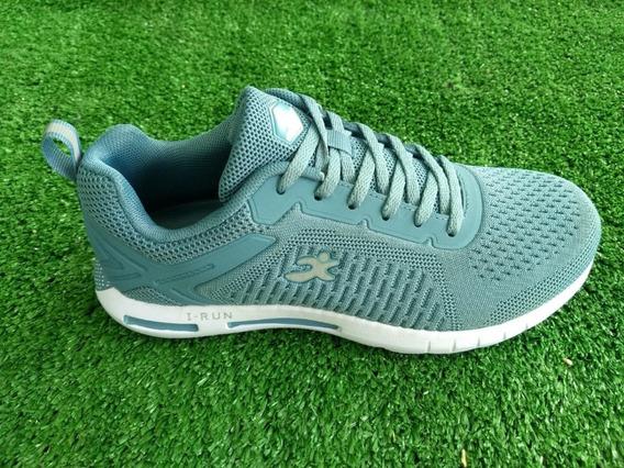 Zapatillas I Run Mujer Trainning Fitness Running Original