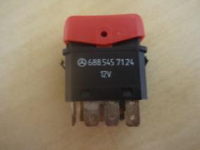 Interruptor De Emergencia A 6885457124 12v Mbz