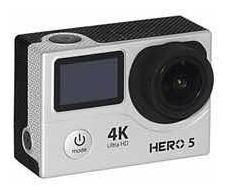 Camera Xtreme Goalpro Hero5 - Wifi - 4k Hd - Prata