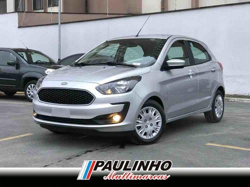 Ford Ka 1.5 Se Plus 12v 5p Aut Flex 2020/2020