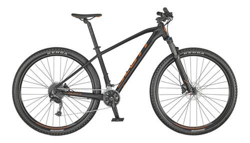 Imagem 1 de 1 de Mountain bike Scott Aspect 940 2021 aro 29 M 18v freios de disco hidráulico câmbios Shimano M3120 Side Swing y Shimano Alivio M3100 cor granito