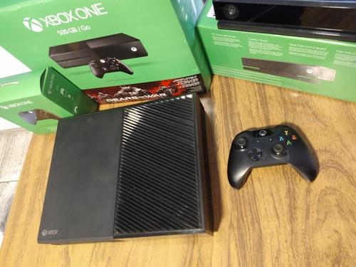 Xbox One 500 Gb + Kinect + Joystick