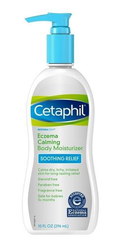 Cetaphil Pro Antes Restoraderm Calmante Medicada Envío