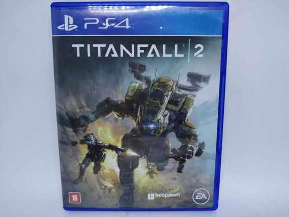 Titanfall 2 - Ps4 Mídia Física