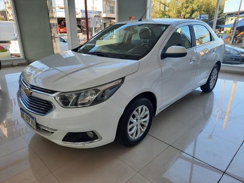 Chevrolet Cobalt 1.8n Ltz Mt U/m 2018 52.700 Km. Blanco