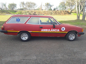 Caravan Ambulância - Álcool 1988