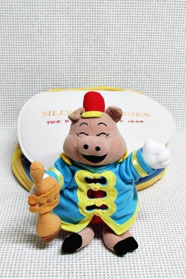 Boneco Silly Simphonies 1935 Pelucia Disney Store 22 Cm Bau