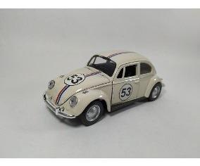 Miniatura Fusca Herbie Escala 1/32 Personalizado Raro