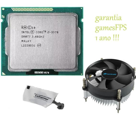 Processador Intel I5 3570 Turbo 3,8ghz Brinde 1 Ano Garanti