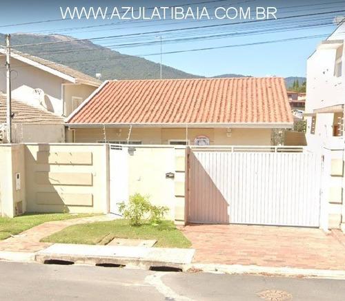 Imagem 1 de 17 de Casa No Recreio Maristela, Atibaia Bairro Residencial De Ruas Asfaltadas Próximo A Alameda Lucas Nogueira Garcez - Ca01224 - 69290584
