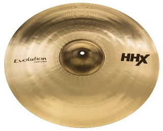 Platillo 19 Pulgadas Evolution Crash Hhx Sabian 11906xeb