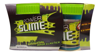 Slime Power Slime Respuestos X 2 Chikitos (3236)