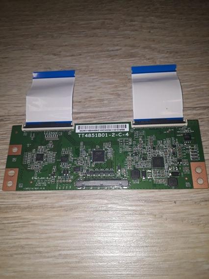 Placa Tecon Nova Tt 4851b01-2-c-4