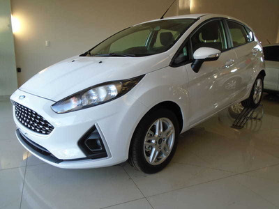 Ford New Fiesta 1.6 Sel Hatch 16v Flex 4p Powershift 20
