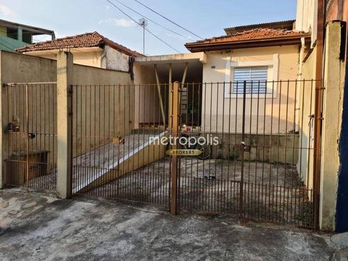 Imagem 1 de 14 de Casa Com 4 Dormitórios À Venda, 179 M² Por R$ 585.000,00 - São José - São Caetano Do Sul/sp - Ca0599