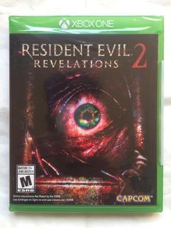 Resident Evil 2 Revelations Xbox One Nuevo Envíos Chile