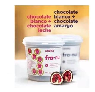 Franui Frambuesas Cubiertas De Chocolate Amargo X150gr