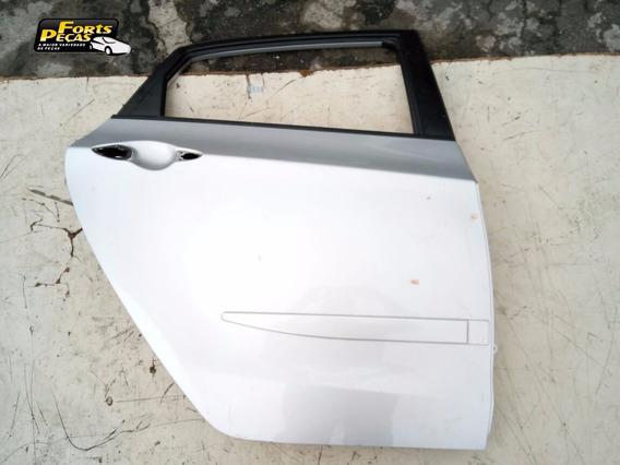 Porta Hyundai I30 2013 14 15 Traseira Direita Não Recuperada
