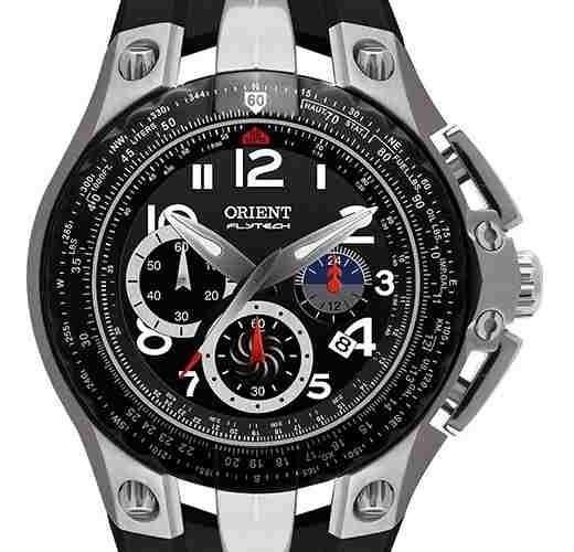 Relógio Orient Mbtpc002 Masculino Esportivo Flytech Original