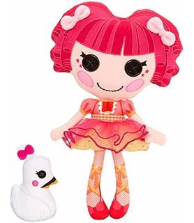 Lalaloopsy Soft Doll - Tippy Tumblelina