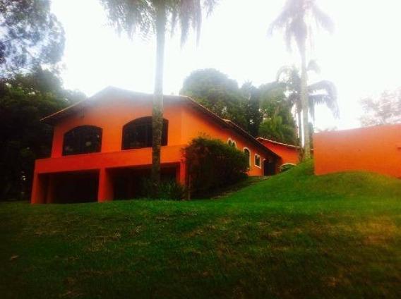 Chácara Residencial Para Venda E Locação, Patrimônio Do Carmo, São Roque. - Ch0004