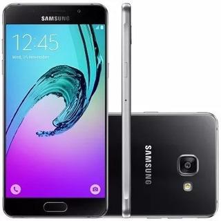 Smartphone Samsung Galaxy A5 2016 Vitrine - Preto