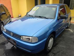 Volkswagen Gol Cl 1.6 Mi 1997 Raridade