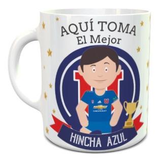 Tazón Futbol Universidad De Chile