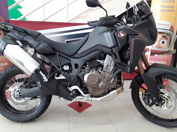 Crf 1000l African Twin Modelo 2020 Painel Lcd - Lançamento!