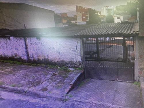 Terreno À Venda, 78 M² Por R$ 400.000,00 - Jardim Das Maravilhas - Santo André/sp - Te0866