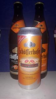 Cerveza Schofferhofer Grapefruit Pomelo Lata 500 Ml