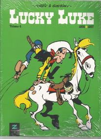 Lucky Luke 04 1956-1957 - Bonellihq 4 Cx26 C19