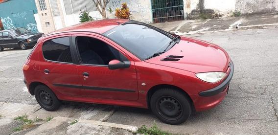 Peugeot 206 Financiamento Com Score Baixo Entrada 2000