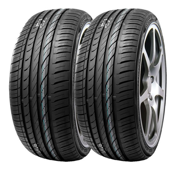 Kit 2 Pneus Ling Long Aro 17 195/40r17 Green Max 81v