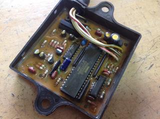 Módulo Microcontrolador Vboost Yamaha V Max V-max Original