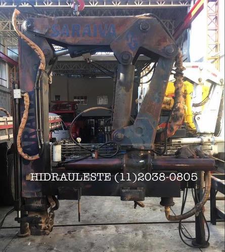 Munck Madal 12.004 P/6 Ton No Estado