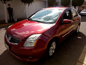 Nissan Sentra 2012 Emotion Cvt 2.0 Factura Original Impecabl