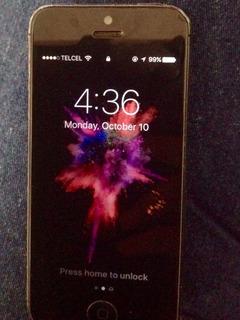 iPhone 5 Azul 16gb Telcel