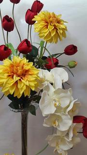 Arreglos Florales Con Orquideas Artículos De Adornos Y