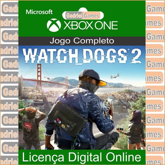 Watch Dogs 2 Mídia Digital Online Com Garantia